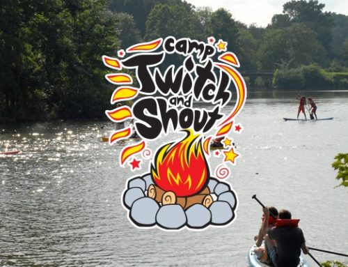 """HPF Gets """"Twitchy"""" for Camp Twitch & Shout"""