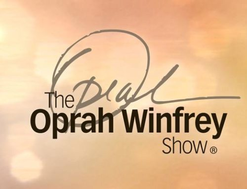 Chad Fletcher Sits Down With Oprah